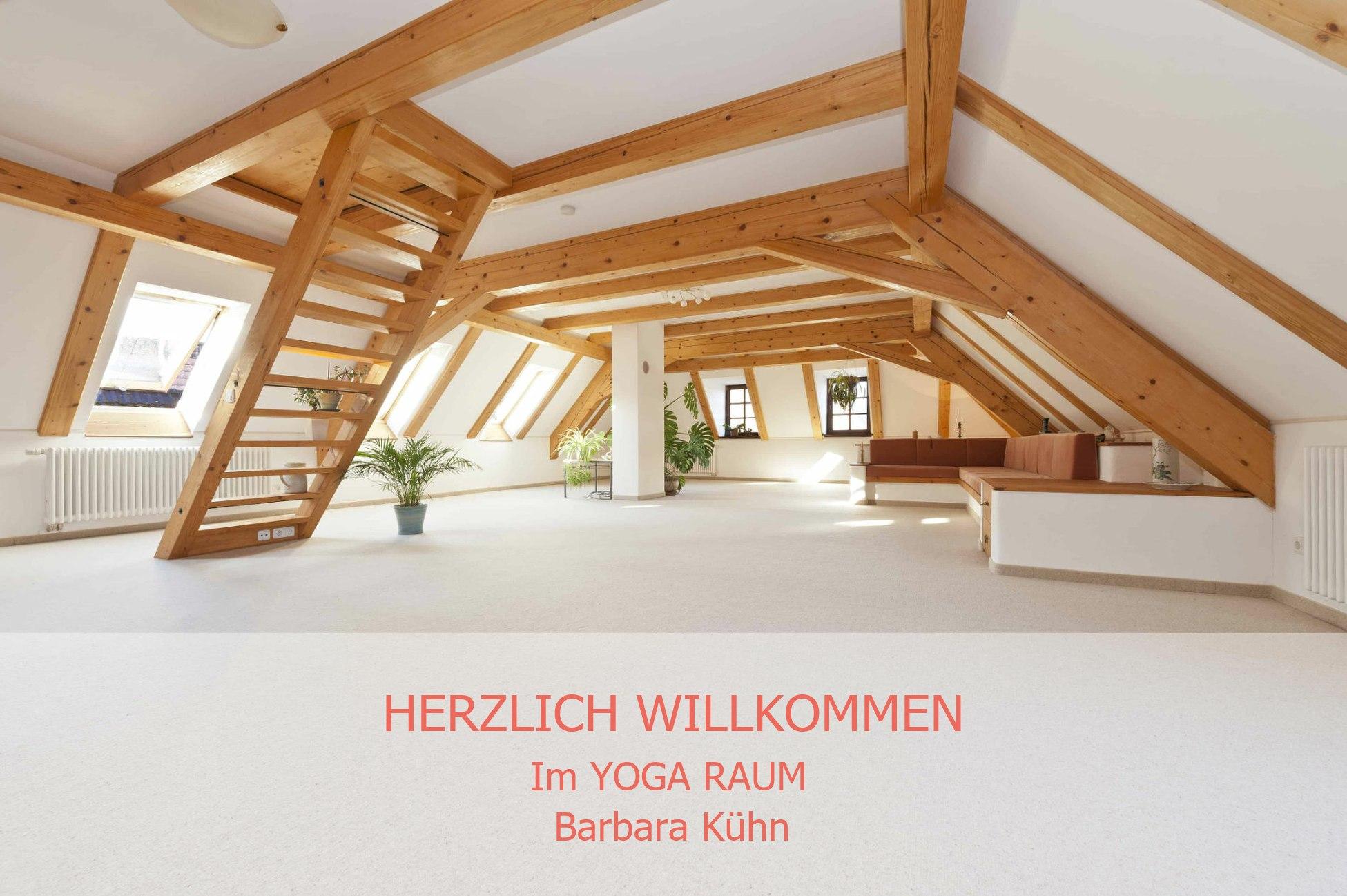 YOGA RAUM Barbara Kühn